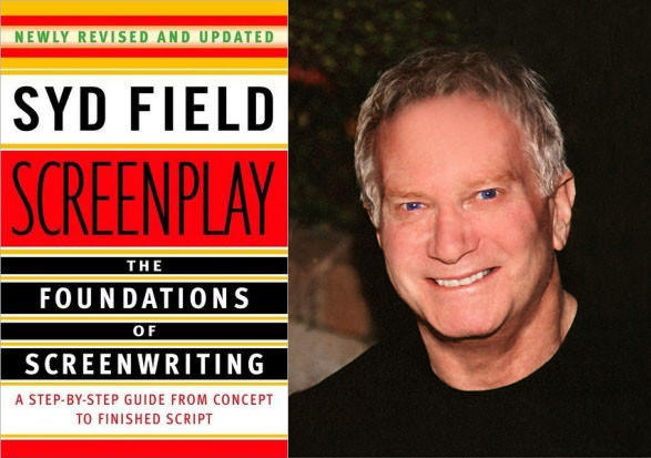"Syd Field, author of ""Screenplay,"" has died."