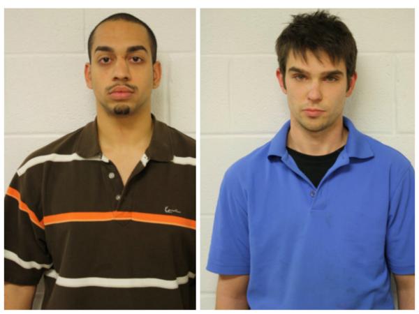 Fabian Ayala and Ryan Schmidt, Chicago Police Department handout.