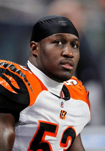 Thomas Howard, formerly of the Oakland Raiders and Cincinatti Bengals, died early Monday in a high-speed crash.