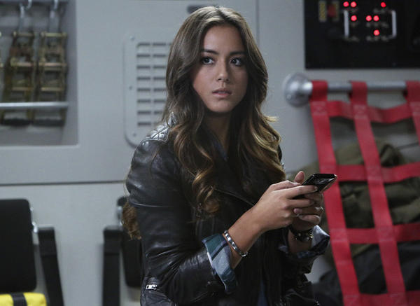 "Chicago native Chloe Bennet stars in ""Marvel's Agents of S.H.I.E.L.D."""