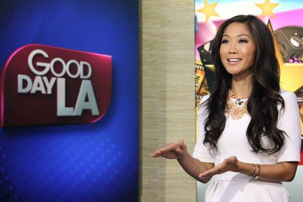 "Julie Chang on ""Good Day L.A."""