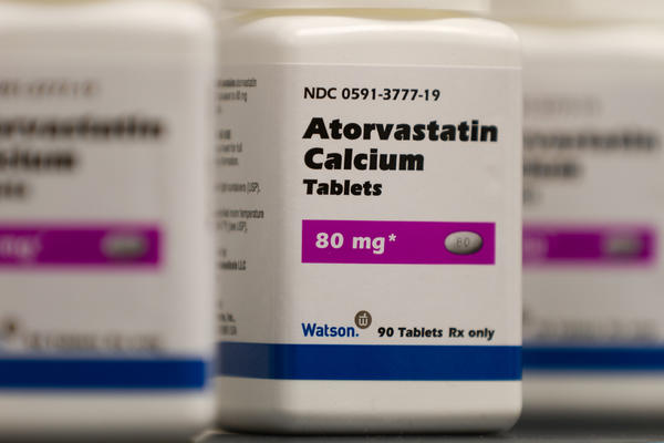 A generic form of the statin Lipitor. New recommendations say about 70 million Americans should be taking such drugs, nearly double the current number.