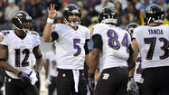Stretch of three consecutive home games could keep the Ravens in playoff hunt