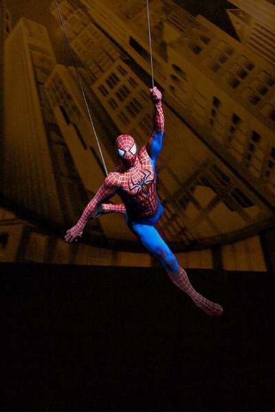 """Spider-Man: Turn Off the Dark"" will be Vegas-bound once it ends its Broadway run in January."