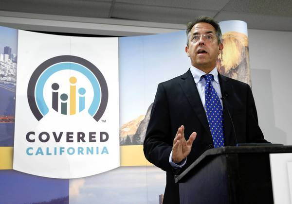 Peter Lee, Covered California's executive director, is concerned that extending canceled healthcare policies into 2014 could keep too many healthier consumers out of the broader risk pool that will determine future rates.