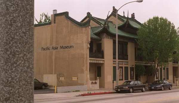 The Pacific Asia Museum in Pasadena. USC is absorbing the museum in a friendly takeover announced Monday.