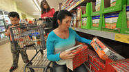 Food stamp recipients worry about plans in Congress