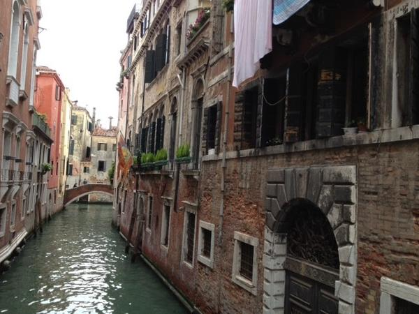 Affluent travelers favor European destinations, according to a study. Italy (Venice shown here) tops the list.