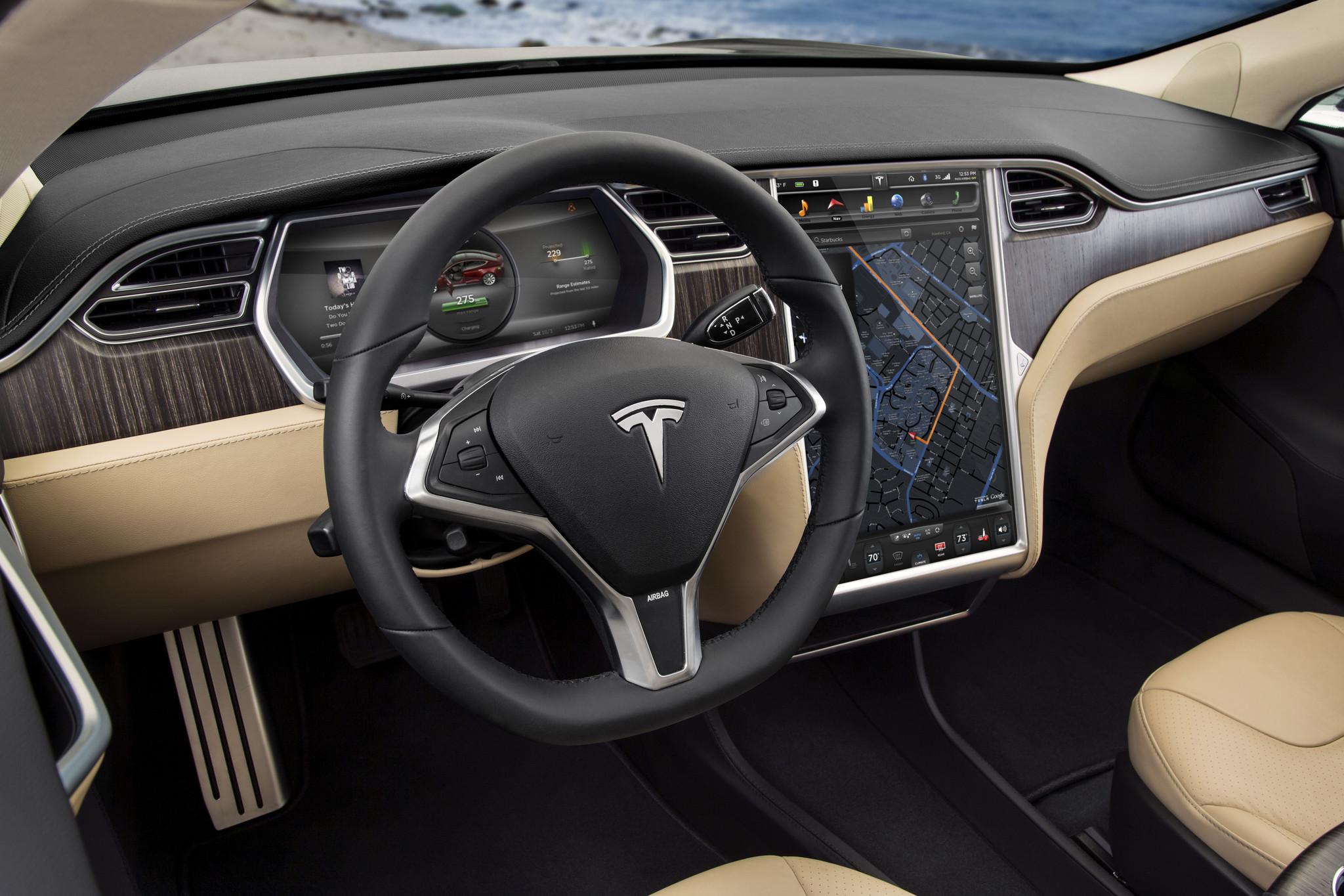 Tesla confirms affordable Model 3 for 2017