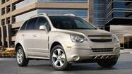 Worst car residual values for 2014