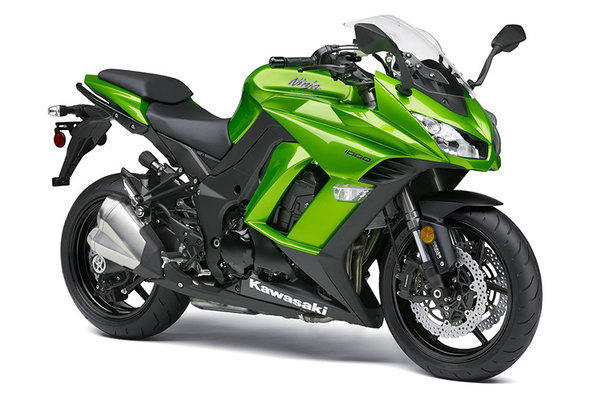 Kawasaki has turned out a sport-touring version of its Ninja street racing bike.