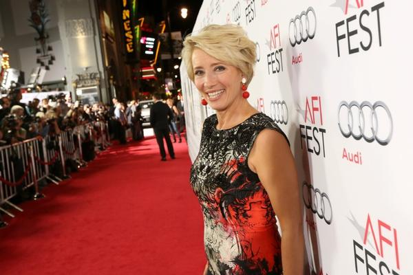 Oscar-winning actress/screenwriter Emma Thompson will receive the Santa Barbara International Film Festival's highest honor.