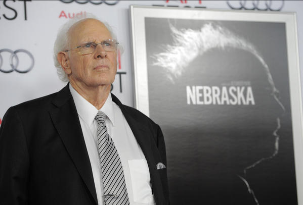 "Bruce Dern, currently starring in ""Nebraska,"" will receive the Career Achievement Award at the 25th Palm Springs International Film Festival gala."