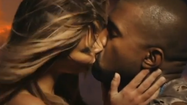 Kanye West and Kim Kardashian go for a ride in 'Bound 2' video