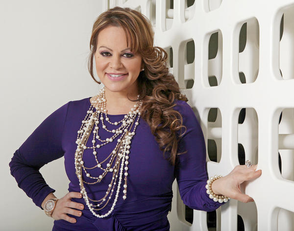 Latina singer and reality TV star Jenni Rivera, who died in a plane crash in December 2012.