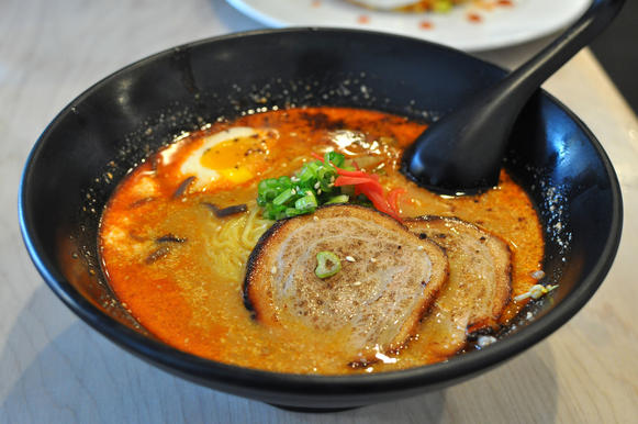 captions miso ramen spicy miso ramen should cure whatever ails you ...