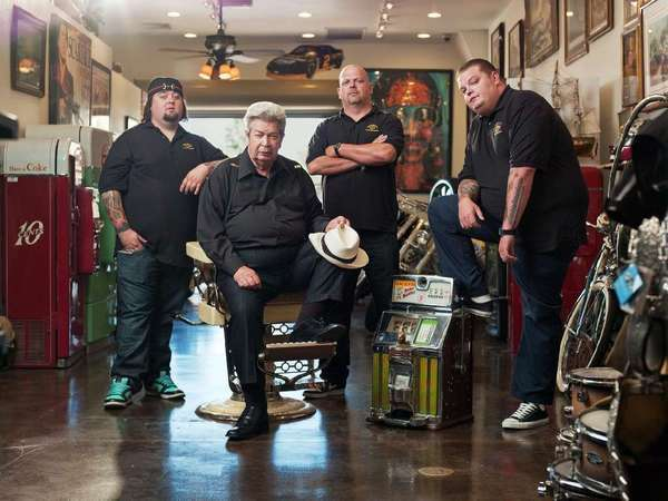 "The ""unscripted"" characters of ""Pawn Stars"": The Writers Guild says wage abuses go on behind the scenes."