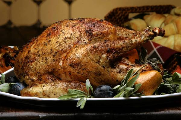 Look for the recipe for Sage, Orange & Clove Roasted Turkey at OrlandoSentinel.com/thedish.