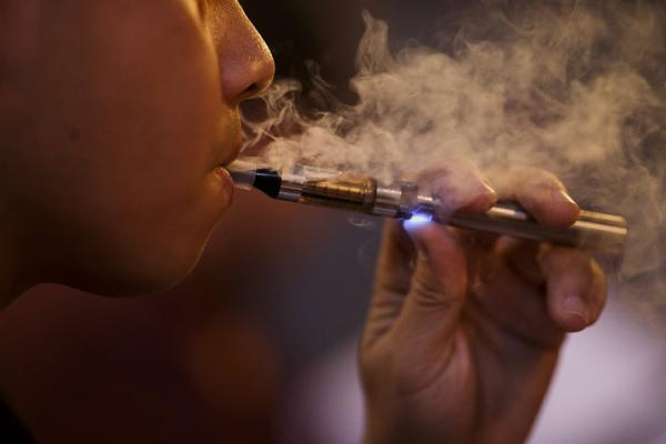 A new law in New York includes electronic cigarettes.