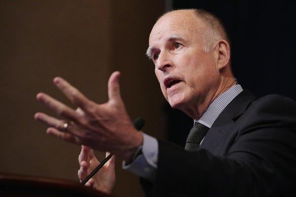 California Gov. Jerry Brown said he is in the process of talking to wardens at all 33 state prisons to get a better grasp on the healthcare situation. The courts have given plaintiffs' attorneys and state officials until February to strike a deal.
