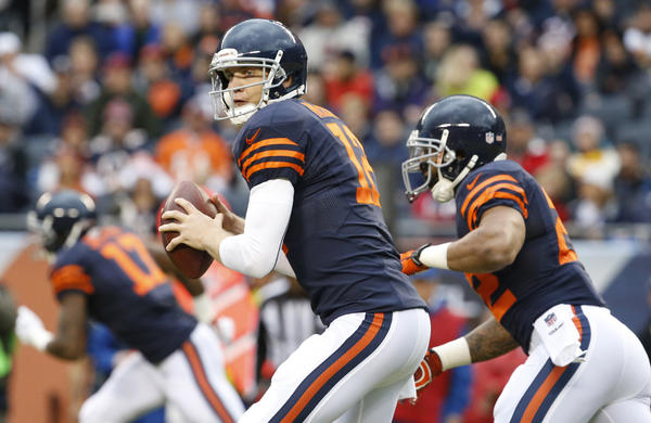 Bears quarterback has a fan in old coach Dave McGinnis.