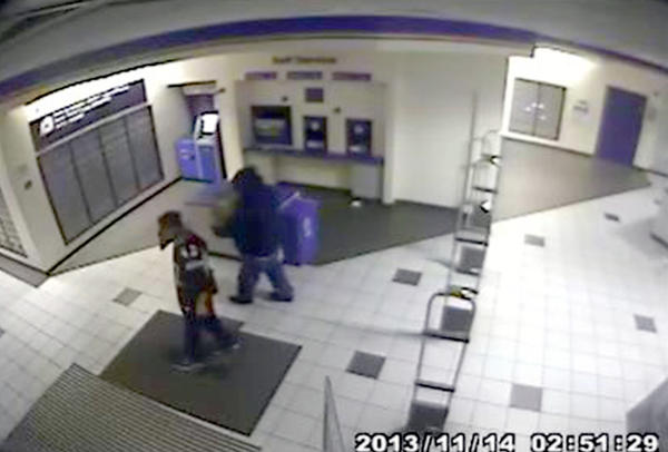 The U.S. Postal Inspection Service is offering a reward of up to $10,000 for information leading to the arrest and conviction of a pair of masked men who burglarized two post offices in Glendale within hours of each other early last Thursday.