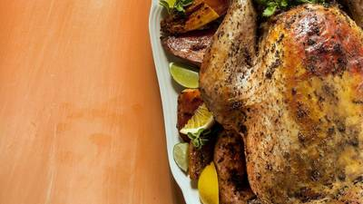 Season your turkey with Cuban flavors