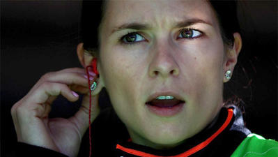 Danica Patrick's disappointing season reflects a need for more speed