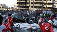In Lebanon, Iran Embassy bombings kill 25