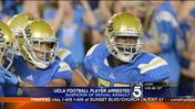 UCLA Football Player Accused of Sexual Assault