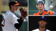 Orioles in offseason leagues [Pictures]
