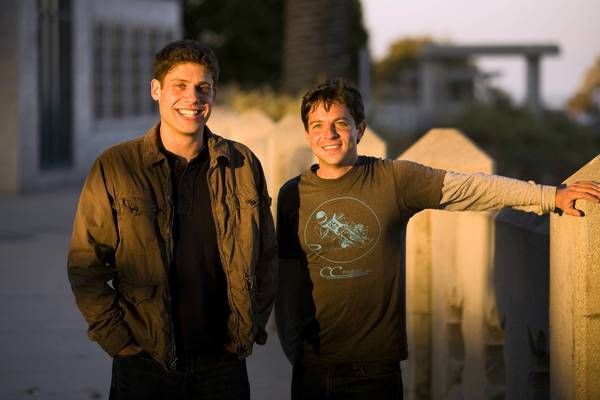 Writers Scott Neustadter and Michael H. Weber.