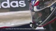 Video: Olympic bobsled hopeful Evans prepares