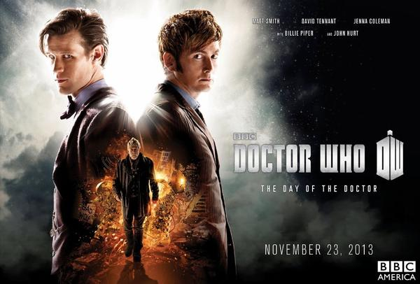 """The Day of the Doctor,"" an anniversary special shrouded in secrecy and anticipation, debuts Saturday."