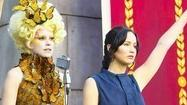 Review: 'Hunger Games: Catching Fire' burns bright with fiery Katniss