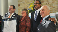 Angelos donates $2.5M for lung center at Franklin Square