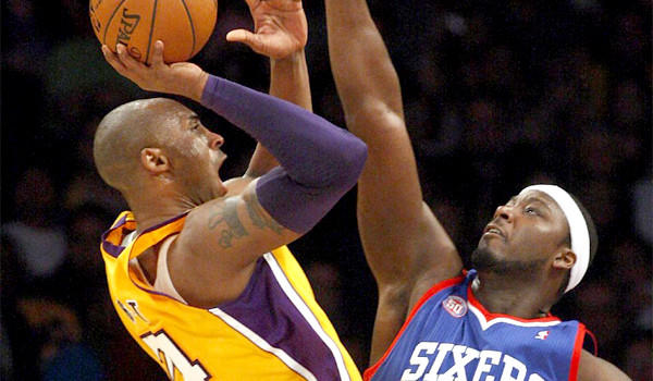 Kobe Bryant, Kwame Brown