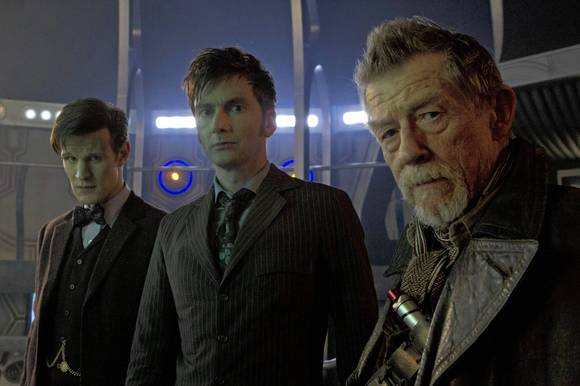 """The Day of the Doctor."