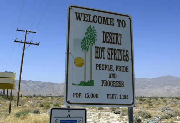 Desert Hot Springs has declared a fiscal emergency as it seeks to avert a second bankruptcy filing.