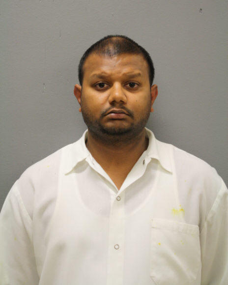 Pradeep Kumar, Chicago Police Department handout