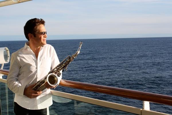 Dave Koz will be joined by Gerald Albright, Earl Klugh and other musicians on a seven-night Alaska cruise.