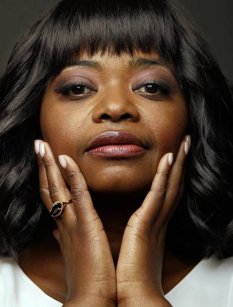 "Octavia Spencer says her role in ""Fruitvale Station"" was ""a gift to do something completely different from what I've ever done on screen, a quiet woman who's quietly suffering."""