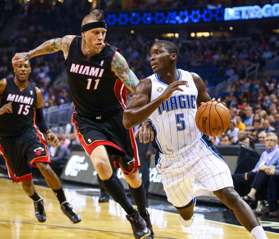 orlando magic and miami heat