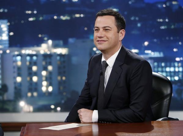 China is still mad at Jimmy Kimmel.