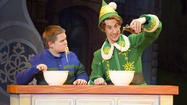 'Elf the Musical' comes to the Lyric