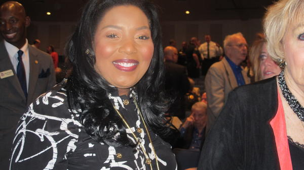Barbara Sharief is the mayor for the coming year