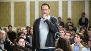 Vince Vaughn's lovability gets pushed to the limit in 'Delivery Man' ★&#9733