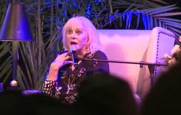 Psychic guru Sylvia Browne, shown in a video image from December 2012, has died at 77.