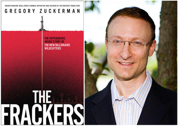 "In ""The Frackers,"" Gregory Zuckerman profiles oil boom magnates but relegates environmental concerns to an afterword."