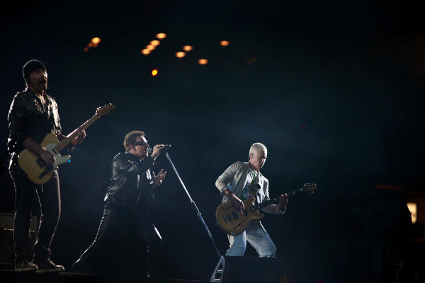"U2 has released a new song, ""Ordinary Love,"" written for the Nelson Mandela biopic ""Mandela: Long Walk to Freedom."""